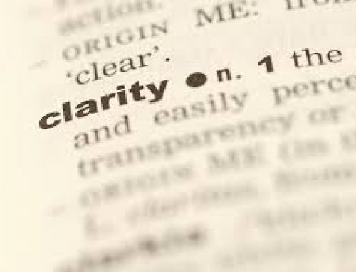 Leadership Message of the Day – Get Clarity